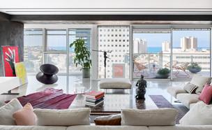 דירה בתל אביב, עיצוב הילה חבקין - 4 (צילום: שי אפשטיין)
