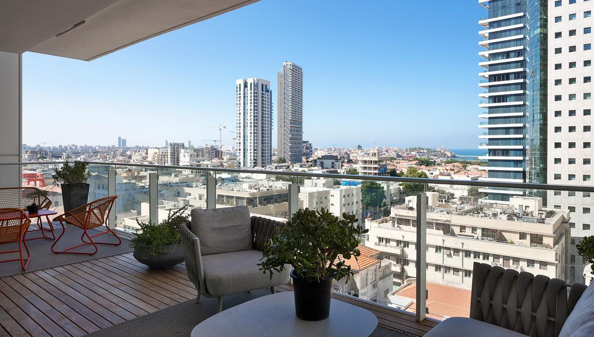 דירה בתל אביב, עיצוב הילה חבקין - 7
