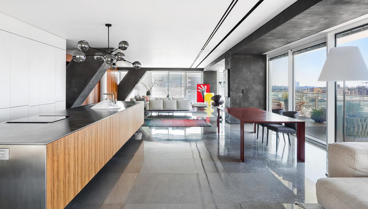 דירה בתל אביב, עיצוב הילה חבקין - 9