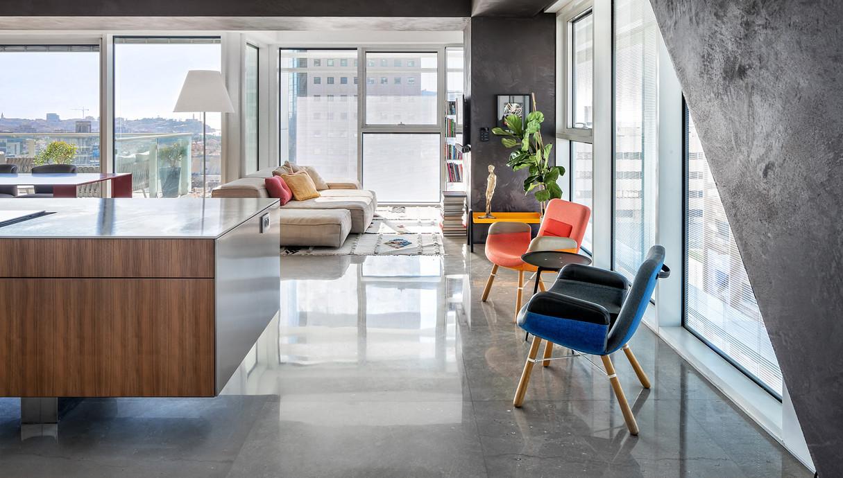 דירה בתל אביב, עיצוב הילה חבקין - 19