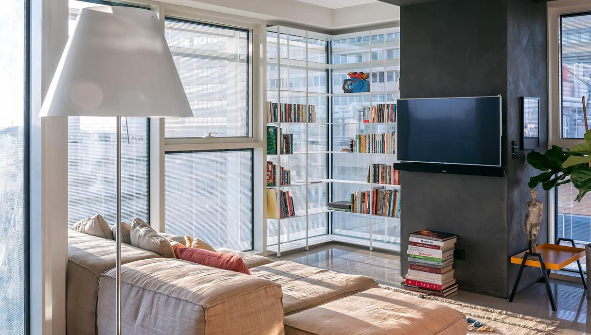 דירה בתל אביב, עיצוב הילה חבקין - 20