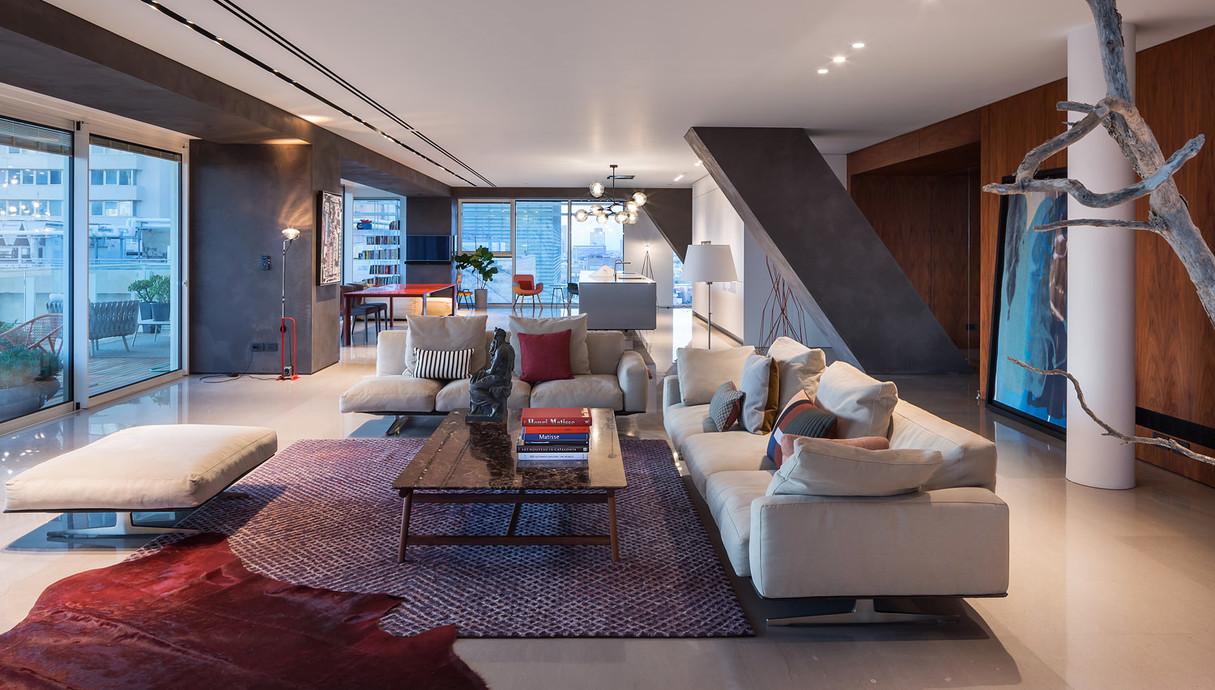 דירה בתל אביב, עיצוב הילה חבקין - 25