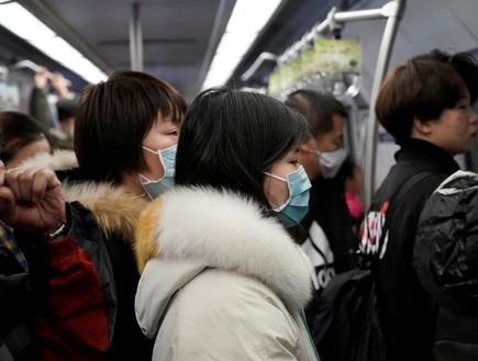 התפרצות, מחלה, מסתורית, סין, רכבת, תחתית