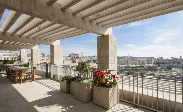 משלחות ירושלים, הסוויטה הנשיאותית במלון מצודת דוד - 4