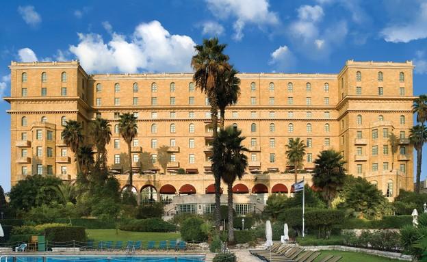משלחות ירושלים, מלון המלך דוד (צילום: יורם אשהיים)