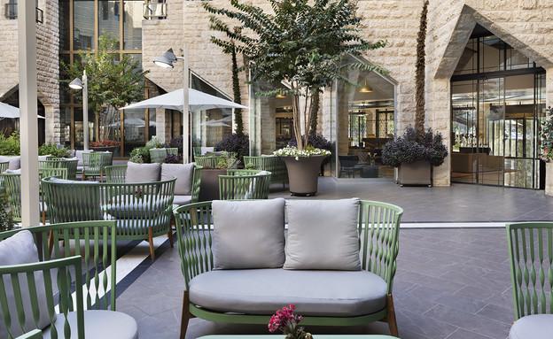 משלחות ירושלים, מלון ענבל (צילום: אסף פינצוק)