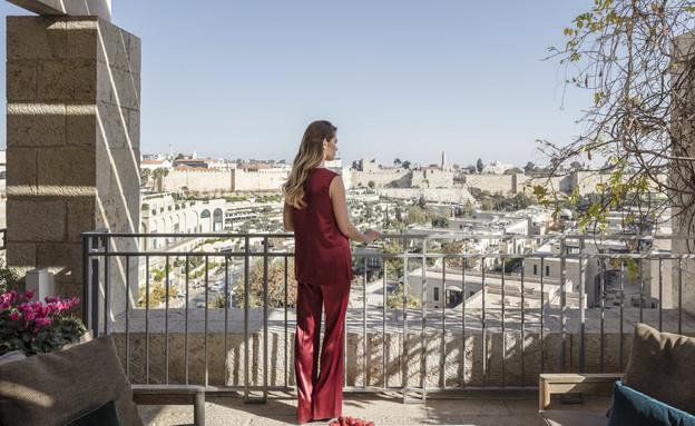 משלחות ירושלים, הסוויטה המלכותית במלון מצודת דוד - 3