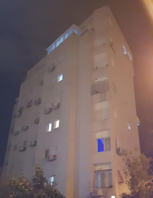 זירת המוות של בן ה-12 באשדוד