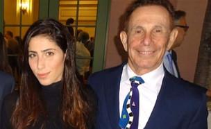 """מקורבי הישראלית שנאשמת בעוקץ של בעלה מדברים EXT (צילום: מתוך """"חי בלילה"""", קשת 12)"""