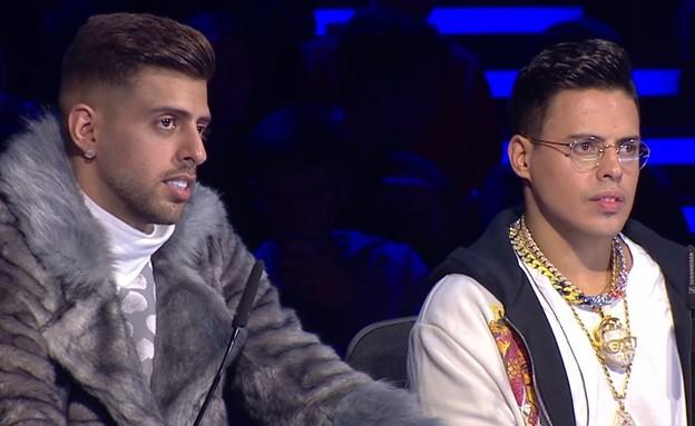 סטטיק ובן אל (צילום: מתוך: הכוכב הבא לאירוויזיון 2020, קשת 12)