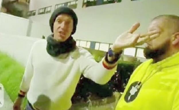 כריס מרטין (צילום: מעמוד היוטיוב ET Canada)
