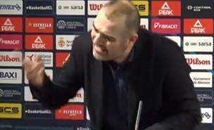 סטפאנוס דדאס (צילום: צילום מסך מתוך ערוץ הספורט)