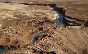 הנהר הסודי (צילום: מתוך ערוץ היוטיוב של כאן 11)