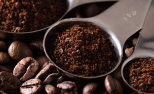 קפה טחון (צילום: istockphoto)