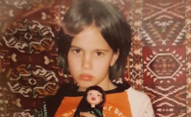מי הילדה שבתמונה, ינואר 2020 (צילום: מתוך אינסטגרם)
