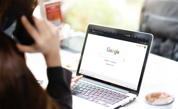 Google Computer (צילום: Thaspol Sangsee, ShutterStock)