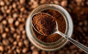 קפה טחון - שקית (צילום: Glevalex, shutterstock)
