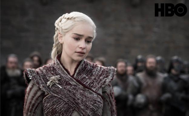 משחקי הכס עונה 8 פרק 4, דאינריז (צילום: Helen Sloan/HBO)