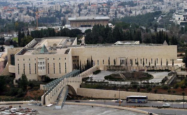 בית המשפט העליון (צילום: נתי שוחט, פלאש 90)