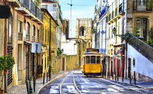 ליסבון  (צילום: צילום מסך מתוך ווטסאפ)