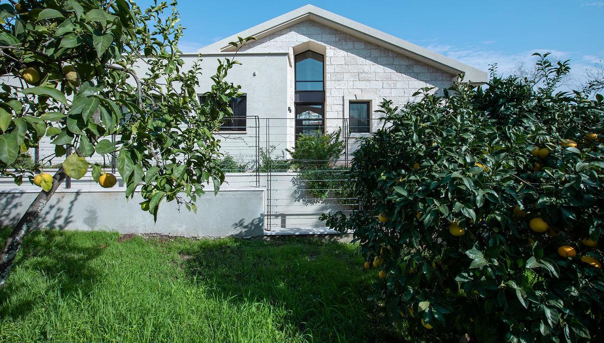 בית באלוני אבא, עיצוב לנגר שקורי אדריכלות - 3
