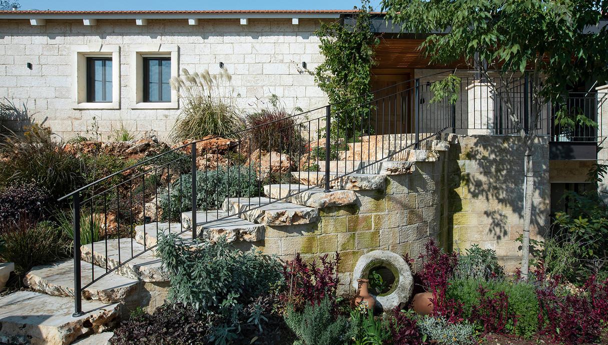 בית באלוני אבא, עיצוב לנגר שקורי אדריכלות - 4