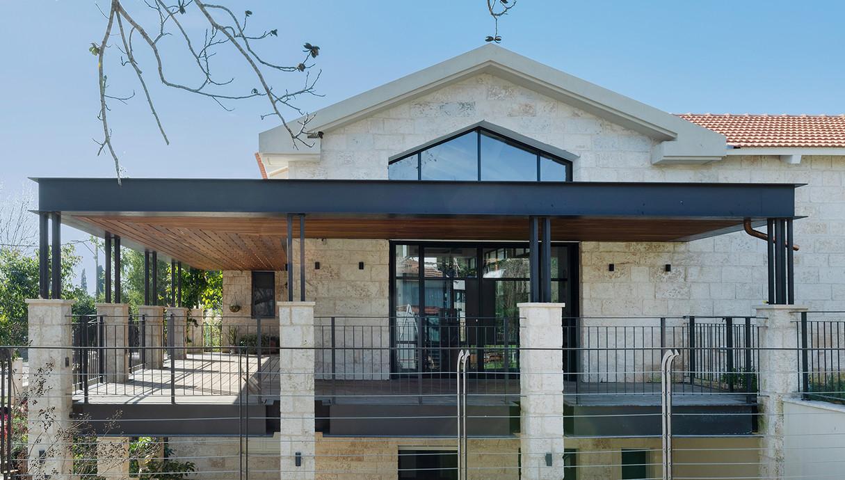 בית באלוני אבא, עיצוב לנגר שקורי אדריכלות - 5