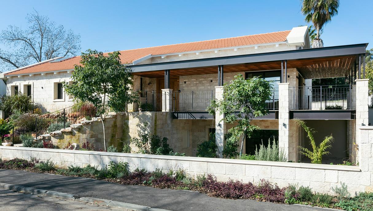 בית באלוני אבא, עיצוב לנגר שקורי אדריכלות - 7