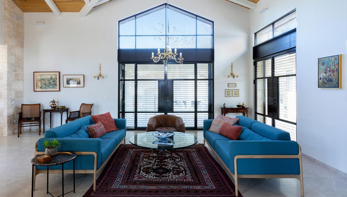 בית באלוני אבא, עיצוב לנגר שקורי אדריכלות - 12