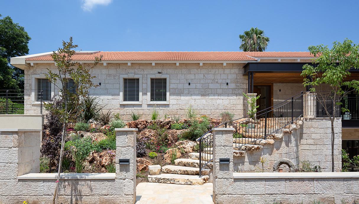 בית באלוני אבא, עיצוב לנגר שקורי אדריכלות - 8
