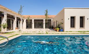 בית באלוני אבא, עיצוב לנגר שקורי אדריכלות - 10 (צילום: שרון צרפתי)