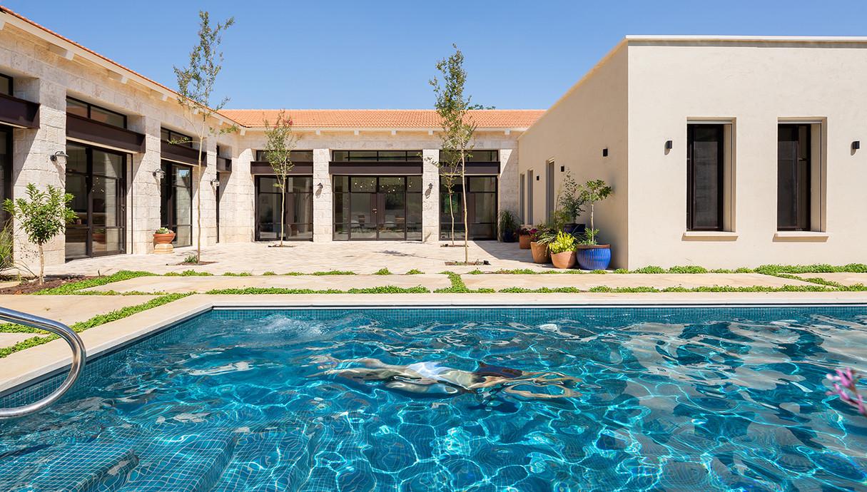 בית באלוני אבא, עיצוב לנגר שקורי אדריכלות - 10