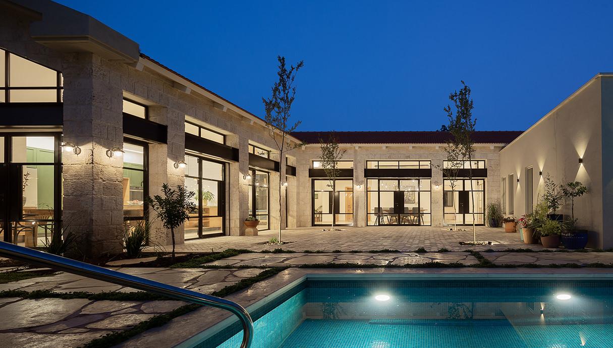 בית באלוני אבא, עיצוב לנגר שקורי אדריכלות - 13