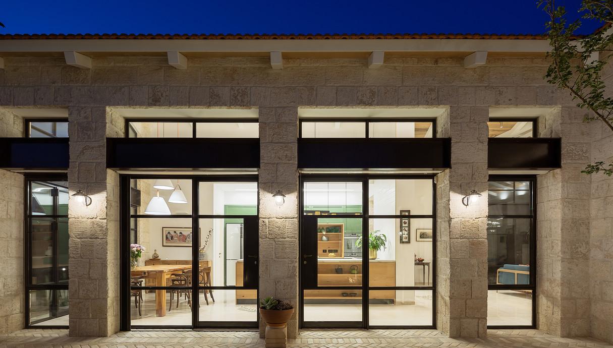 בית באלוני אבא, עיצוב לנגר שקורי אדריכלות - 14