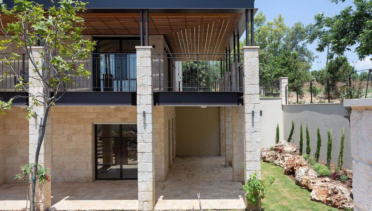 בית באלוני אבא, עיצוב לנגר שקורי אדריכלות - 15