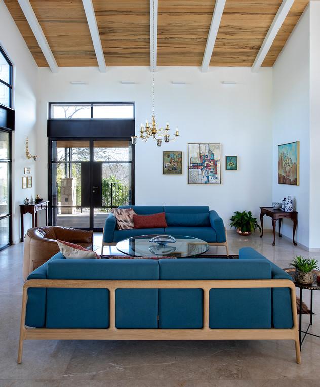 בית באלוני אבא, ג, עיצוב לנגר שקורי אדריכלות - 3