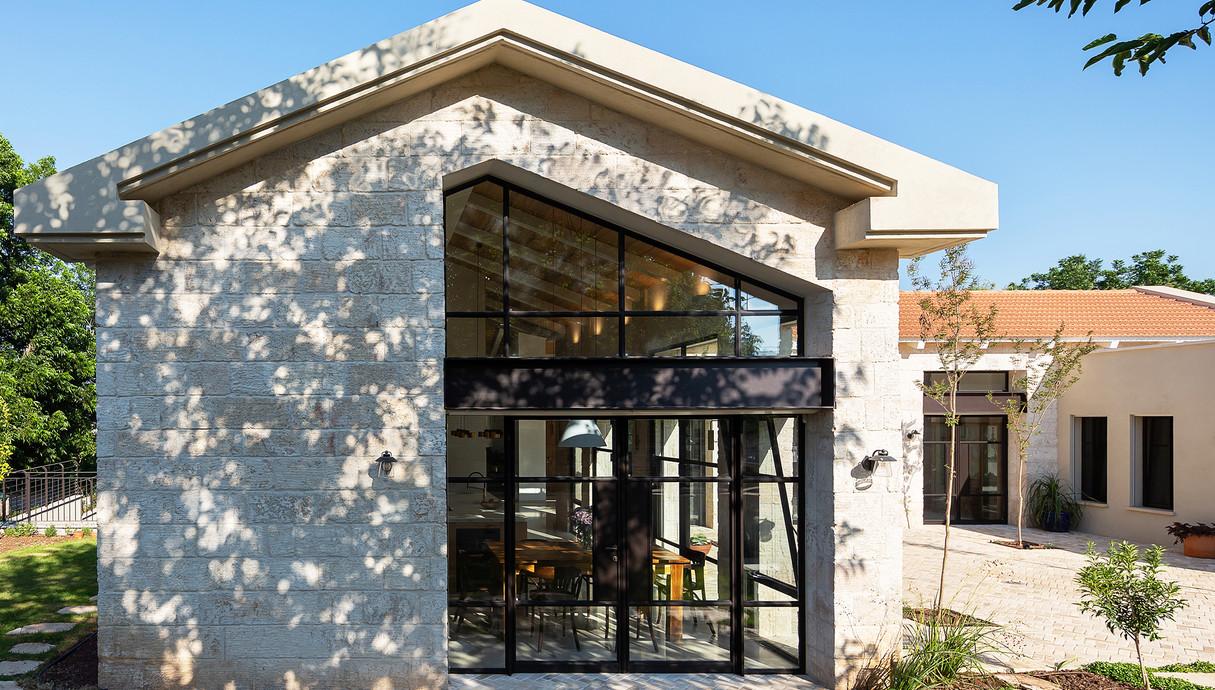 בית באלוני אבא, עיצוב לנגר שקורי אדריכלות - 17
