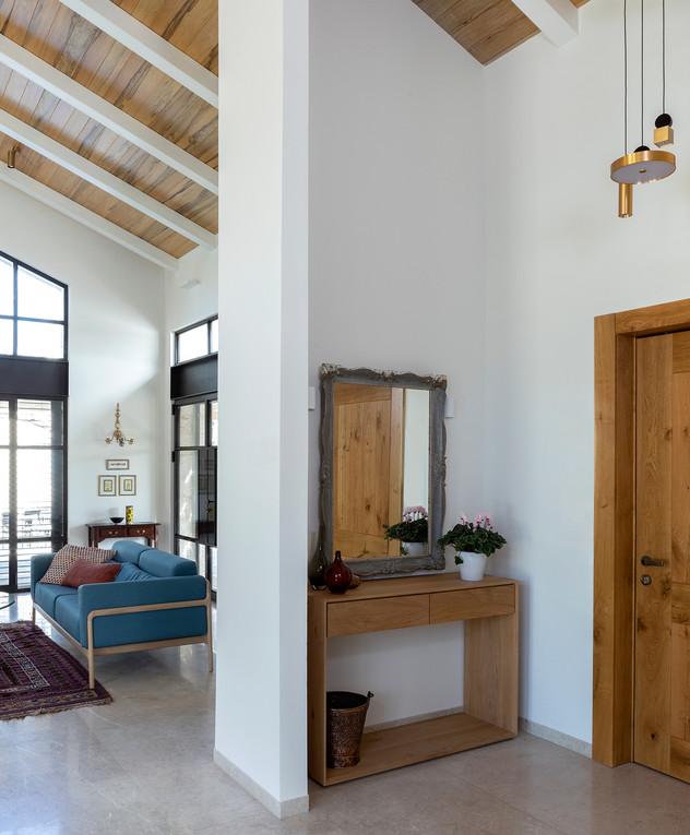 בית באלוני אבא, ג, עיצוב לנגר שקורי אדריכלות - 11