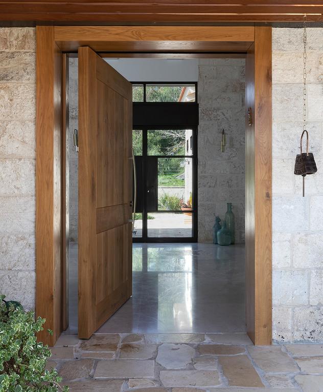 בית באלוני אבא, ג, עיצוב לנגר שקורי אדריכלות - 12