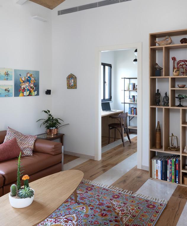 בית באלוני אבא, ג, עיצוב לנגר שקורי אדריכלות - 13