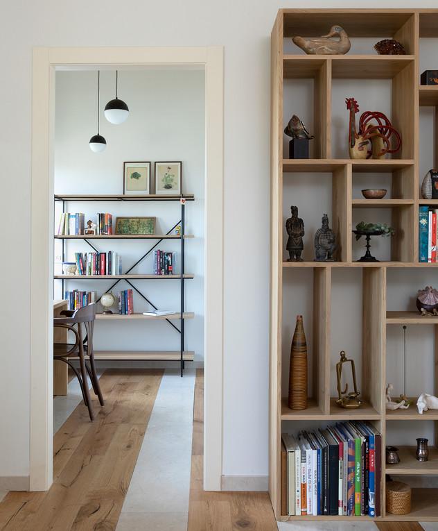 בית באלוני אבא, ג, עיצוב לנגר שקורי אדריכלות - 14