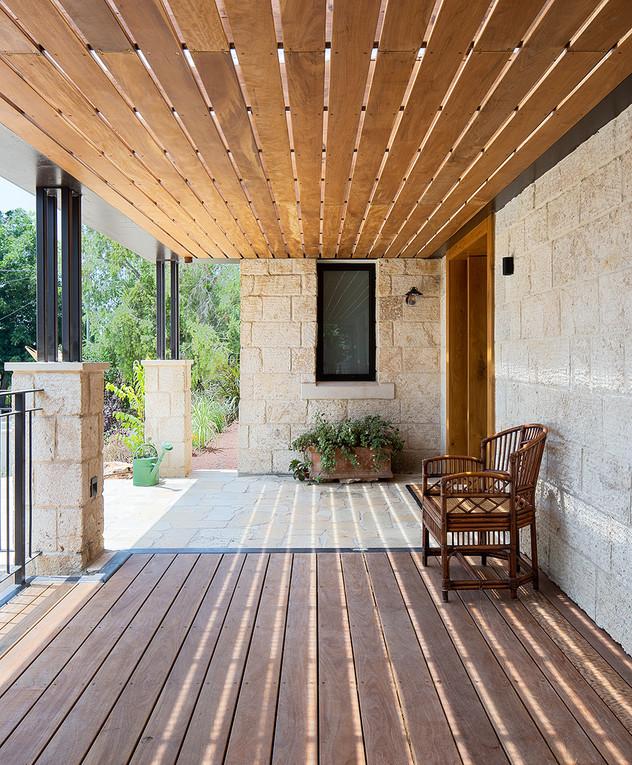 בית באלוני אבא, ג, עיצוב לנגר שקורי אדריכלות - 1