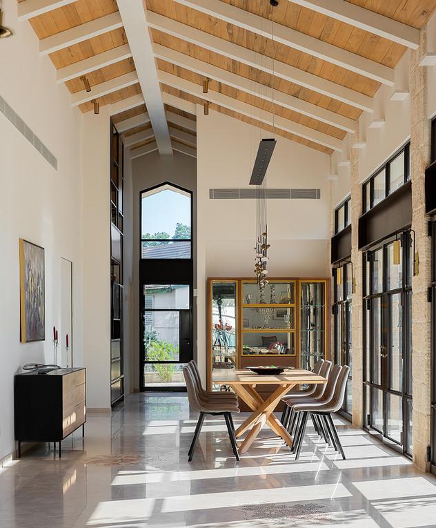 בית באלוני אבא, ג, עיצוב לנגר שקורי אדריכלות - 5