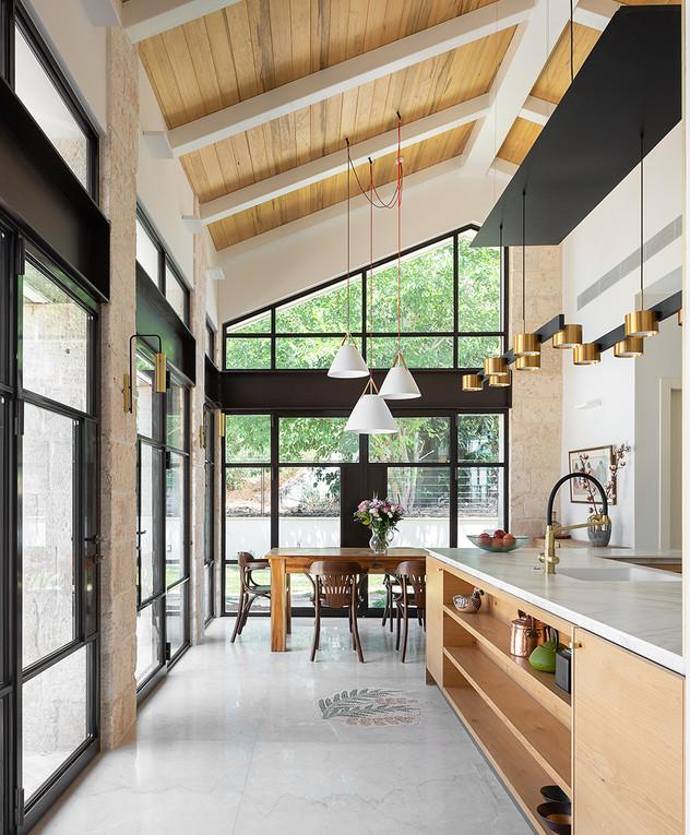 בית באלוני אבא, ג, עיצוב לנגר שקורי אדריכלות - 6