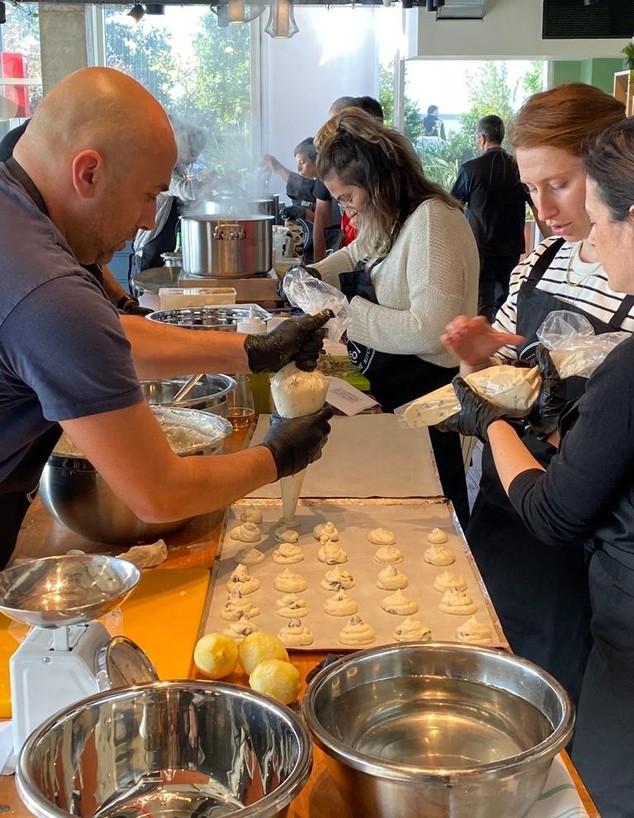 קהילת ׳יחד במטבח׳, NSO