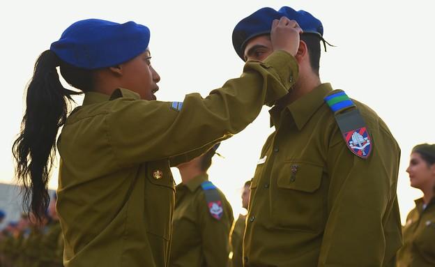 """משטרה צבאית (צילום: דובר צה""""ל )"""