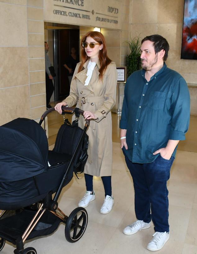 מאיה ורטהיימר יוצאת מבית חולים, ינואר 2020