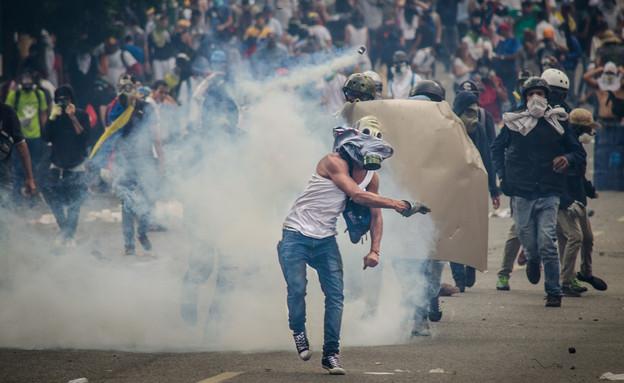 ונצואלה (צילום: Reynaldo Riobueno, shutterstock)