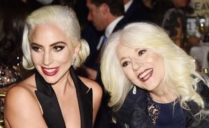 ליידי גאגא ואמא שלה. ינואר 2020 (צילום: מתוך עמוד האינסטגרם xoxo_gaga)