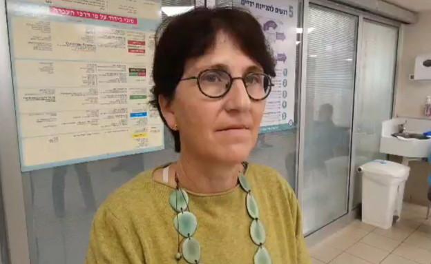 פרופ' גילי רגב יוחאי, מנהלת היחידה למניעת זיהומים בשיבא
